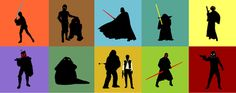 STAR WARS WALL » Leo Romeu