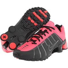 I may have a couple other pairs of athletic shoes but shox are my #1 I cant get enough of them.