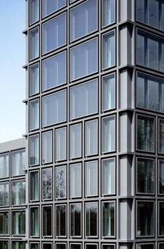 Max Dudler Architekt - Hochhausensemble Ulmenstrasse Frankfurt a. M.