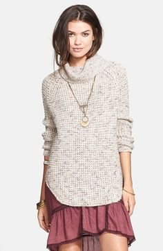 Free People Turtleneck Pullover is on sale now for - 25 % ! is on sale now for - 25 % !