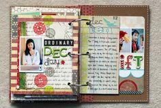 December Mini Book