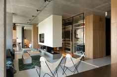 Galería de Novopecherskie Lipki Penthouse / Olha Akulova Design - 8