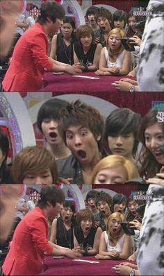 Jonghyun has the best reactions hahaha xD|| LOL