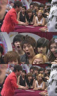 Jonghyun has the best reactions hahaha xD|| LOL