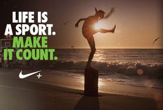 Make it Count! #quotes #nike #casey neistat!