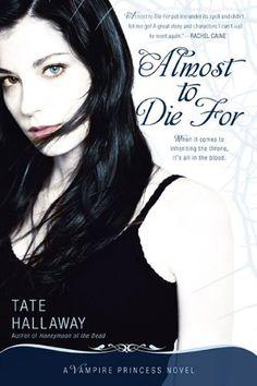 Almost to Die For: A Vampire Princess Novel (Vampire Princess of St. Paul) by Tate Hallaway http://www.amazon.com/dp/B004NSVFEU/ref=cm_sw_r_pi_dp_pJnhub1PMQ0ZC