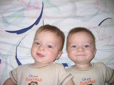 Evan Londo[left] & Ryder Londo[right]