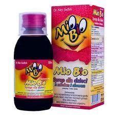 MIO BIO syrup for children 120ml 3 years , children cough