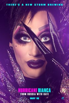 Return to the main poster page for Hurricane Bianca: From Russia with Hate