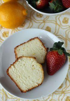 Meyer Lemon Quick Bread