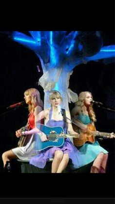 RED Tour, Speak Now World Tour, Fearless Tour. The evolution of Tay