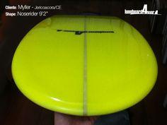 Longboard Noserider enviado para Jericoacora. Informações: contato@longboard4ever.com.br
