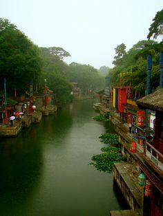 | c h i n a | • l i v i n g • a b r o a d  | Summer Palace (苏州街), Beijing China