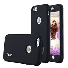 iPhone 6S Plus Case Pandawell Shockproof Hybrid High Impact Hard Plastic+Soft Silicon Rubber Armor Defender Case Cover for Apple iPhone 6S Plus / 6 Plus 5.5 inch - Black  http://topcellulardeals.com/product/iphone-6s-plus-case-pandawell-shockproof-hybrid-high-impact-hard-plasticsoft-silicon-rubber-armor-defender-case-cover-for-apple-iphone-6s-plus-6-plus-5-5-inch/?attribute_pa_color=black  iPhone 6S Plus Case, High Quality hard and durable plastic + rubber Full Protection App