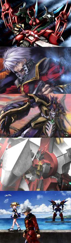 super robot wars OG