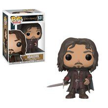 Funko POP! Movie: The Lord of the Rings - Aragorn #531