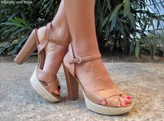 Bata Shoes featured on Candy and Styles Blog #batashoes