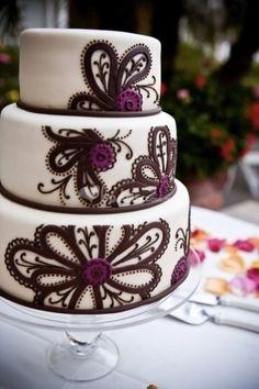 Foto de  Agradecerte  - www.bodas.com.mx/pasteles-para-boda/agradecerte--e110873