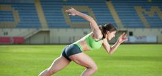 Transform Your Yoga Practice (And Your Body!) With Sprints