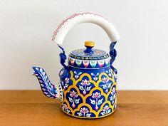 Fair Trade, Kettle, Kitchen Appliances, India, Diy Kitchen Appliances, Tea Pot, Home Appliances, Goa India, Boiler
