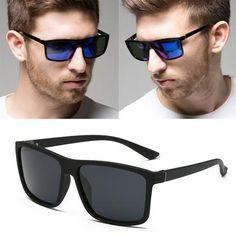 e6b4a75e83 RBUDDY 2017 Sunglasses men Polarized Square sunglasses Brand Design UV400  protection Shades oculos de sol Men