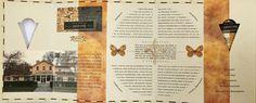 "01/05/1990 - Plaquette des ""Jardins du Bois"". Design: C. Brochier Design, Winter Games, Wood Gardens, Booklet, Gaming, Design Comics"