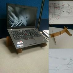 Laptop Stand DIY