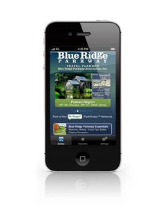 Blue Ridge Parkway has a new Mobile App for your travel adventures!