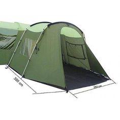 zelte colorado 5 das neue xbase colorado 5 campingzelt ist ein gro es familienzelt mit einem. Black Bedroom Furniture Sets. Home Design Ideas