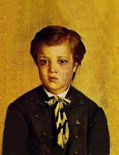 Portrait of Francesco Boldini,   Giovanni Boldini