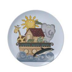 Noah's Ark Plate.  $24.95