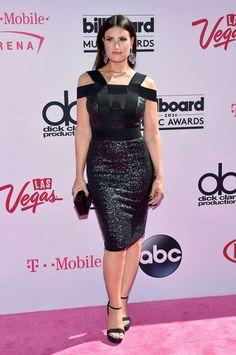 Idina Menzel attends the 2016 Billboard Music Awards