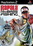 Rapala Pro Bass Fishing  (Sony PlayStation 2, 2010) NEW FACTORY SEALED