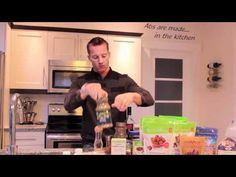 Brad Gouthro talks about Antioxidants in food. #fitfluential