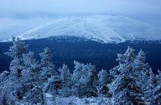 Life in Äkäslompolo. Mount Rainier, Finland, Skiing, Places To Visit, Mountains, Nature, Travel, Life, Ski