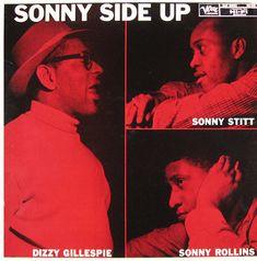 SONNY SIDE UP - Dizzy Gillespie - Sonny Stitt - Sonny Rollins - Verve MG 8265
