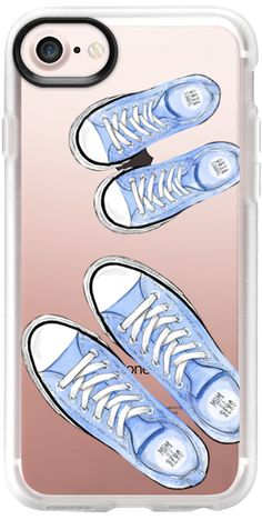 Casetify iPhone 7 Classic Grip Case - Mom of a Hero by Karamfila Siderova