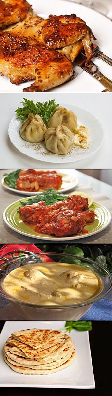 Грузинская кухня / Простые рецепты