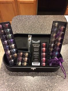 My presenter kit! $99 for all of this!!!! $400 value! Soooo worth it!  #youniquekit #joinyounique #makemoneywithmakeup Http://www.youniqueproducts.com/youniquebyann