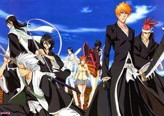 El Manga de Bleach finalizará con su capítulo 685.