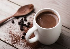 Maca Madness Hot Chocolate + plus three other hot beverages to warm you up this winter