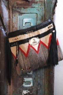 The Belle Handbag from the Santa Fe Scout Collection
