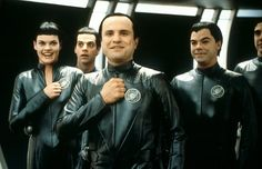Galaxy Quest! The historical documents....