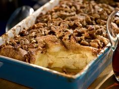 Breakfast Bread Pudding by Ina Garten (Barefoot Contessa)