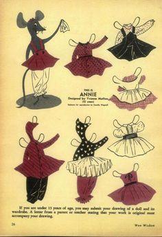 Agence eureka: Annie mouse