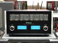 MC2102 McIntosh image_a Sound Room, Hi End, Audio Room, Old Computers, High End Audio, Vintage Tv, Vacuum Tube, Audio Equipment, Audiophile