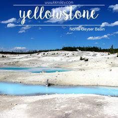 Yellowstone - Norris Geyser Basin | Katie Kinsley