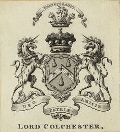 lord colchester
