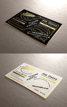 Creative Business Card #BusinessCards #Creative #Creativity