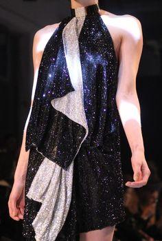 Alexandre Vauthier Couture, Spring 2013 / robe / nouveauciel / paillettes